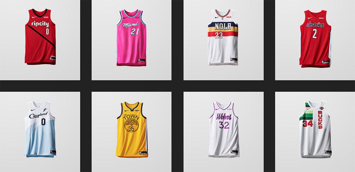 finest selection b4e2a 74274 Nike NBA Earned Edition - la NBA annonce encore des nouveaux ...