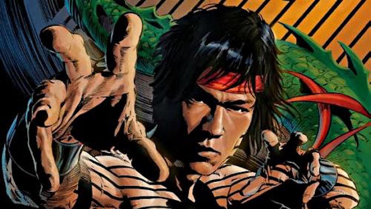 Shang-Chi - Marvel annonce le premier d'un superhéros asiatique