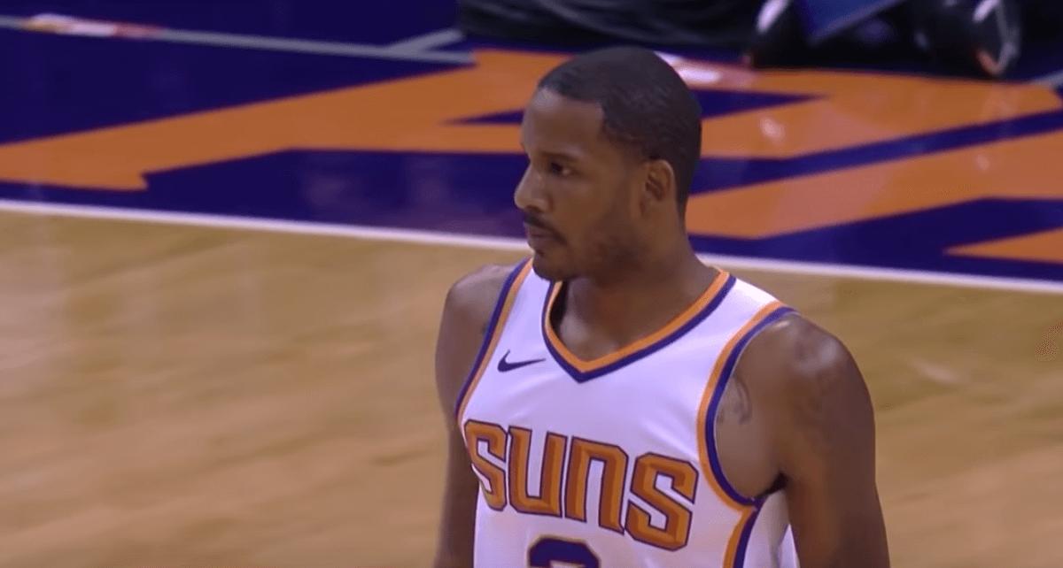 Trevor Ariza NBA Lakers Suns