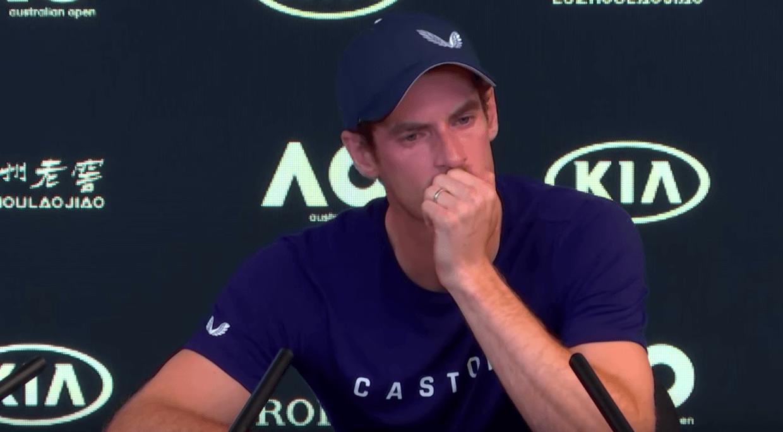 Andy Murray retraite