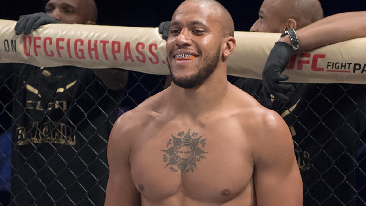 Ciryl Gane débarque à l'UFC !