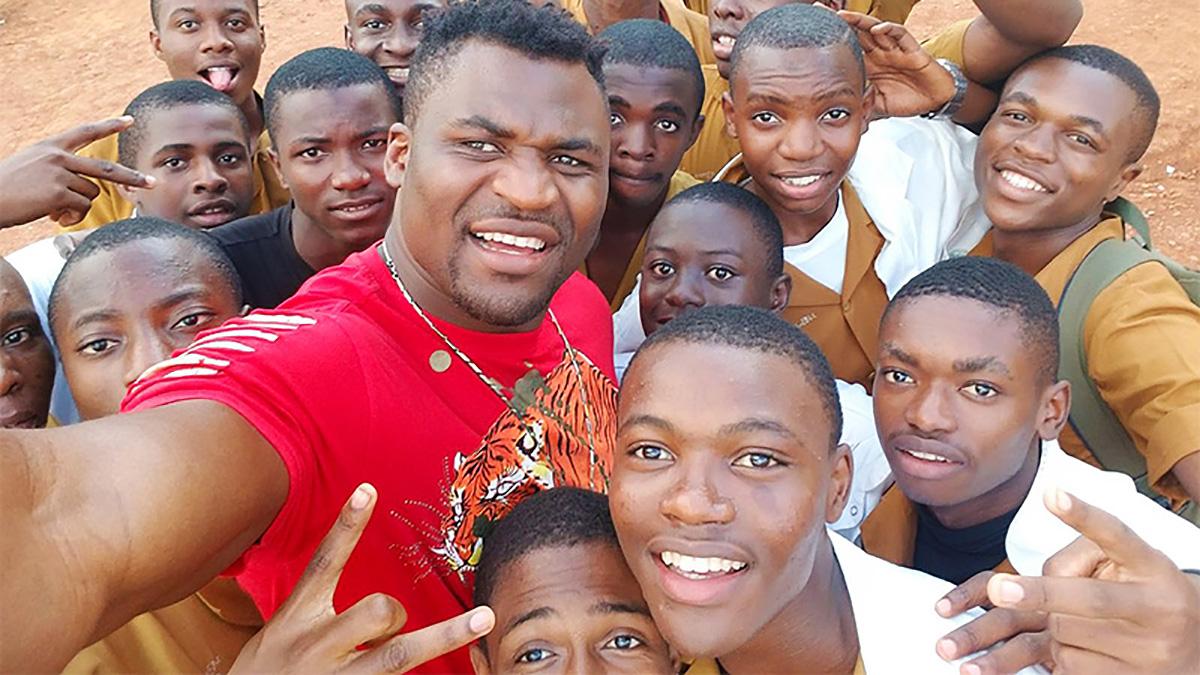 Francis Ngannou Foundation