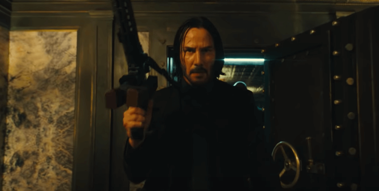 John Wick Parabellum Keanu Reeves
