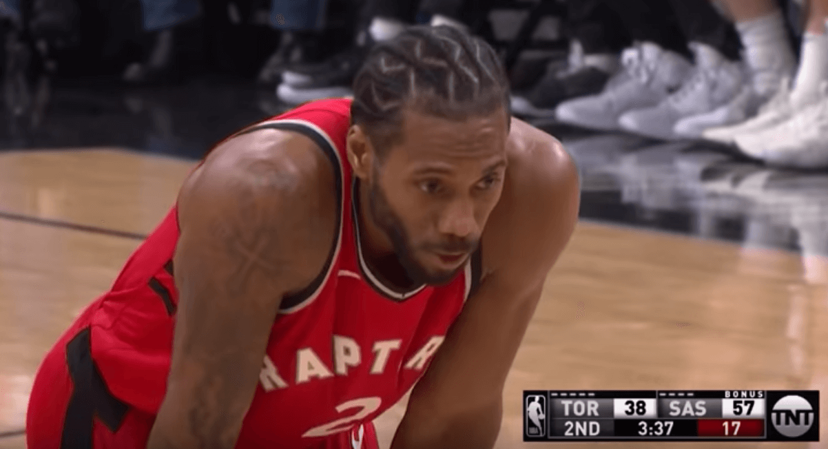 Kawhi Leonard Raptors Spurs