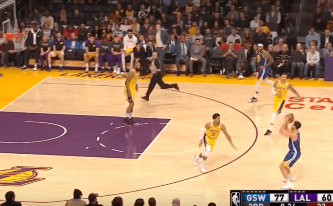 Klay Thompson Lakers
