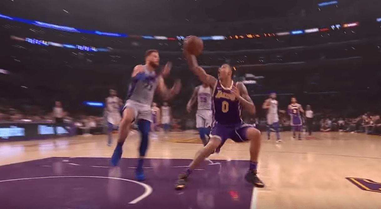 Kyle Kuzma Detroit Pistons Lakers