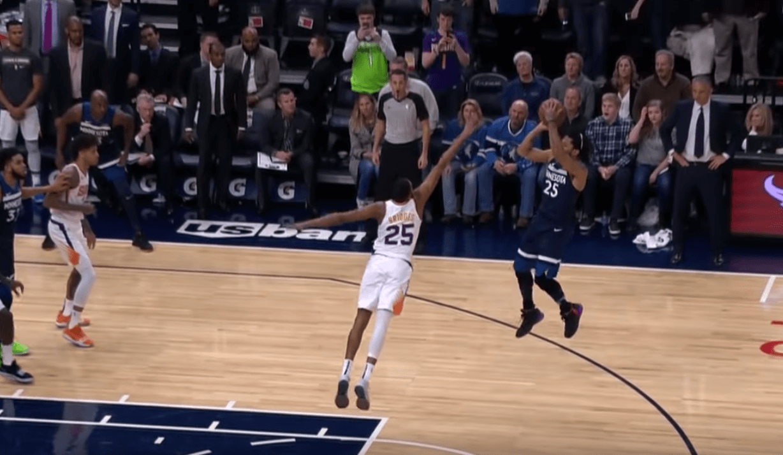 Minnesota Timberwolves Derrick Rose
