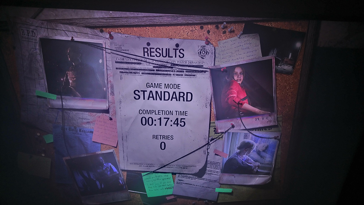 Resident Evil 2 Remake demo - pouvez-vous rivaliser avec La