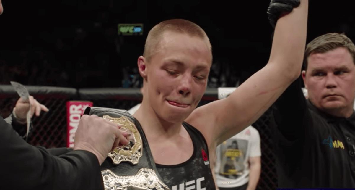 UFC 237 - Rose Namajunas Jessica Andrade