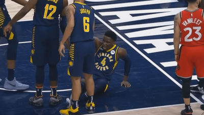 Victor Oladipo injury instagram