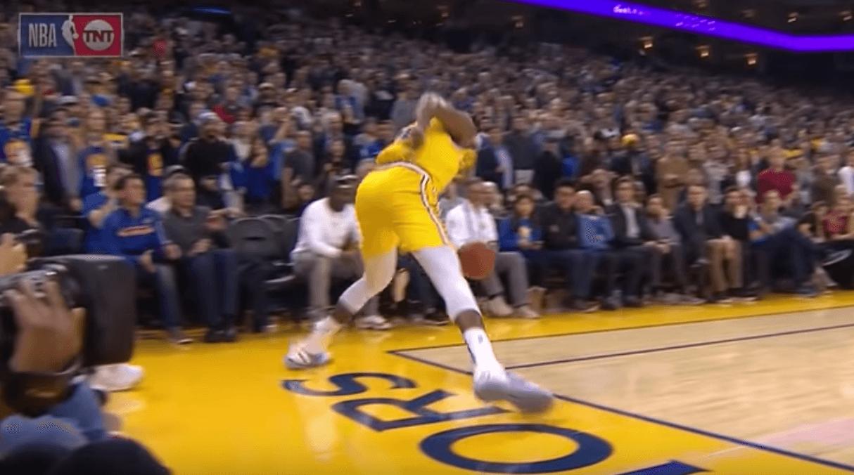 arbitres Kevin Durant NBA
