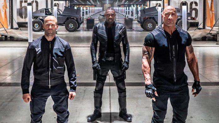 Hobbs & Shaw - le trailer énervé du spin-off de Fast & Furious