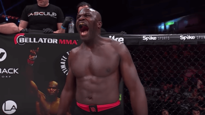 Interview Cheick Kongo