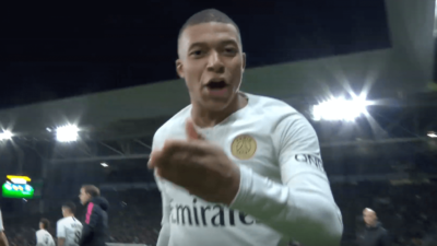 Kylian Mbappe Ligue 1