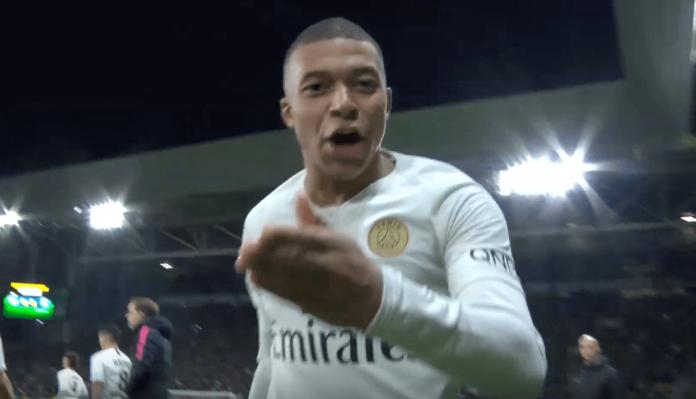 Kylian Mbappe Ligue 1