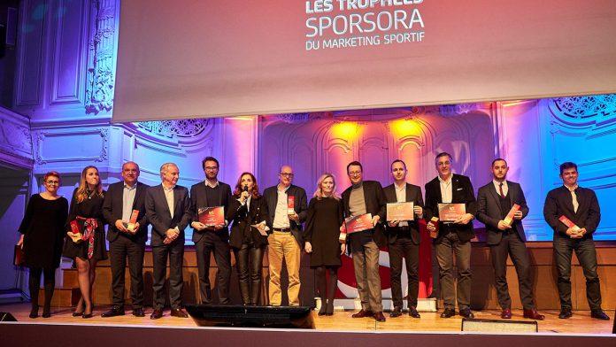 Les Oscars du marketing sportif : retour sur les Trophées SPORSORA 2019 !