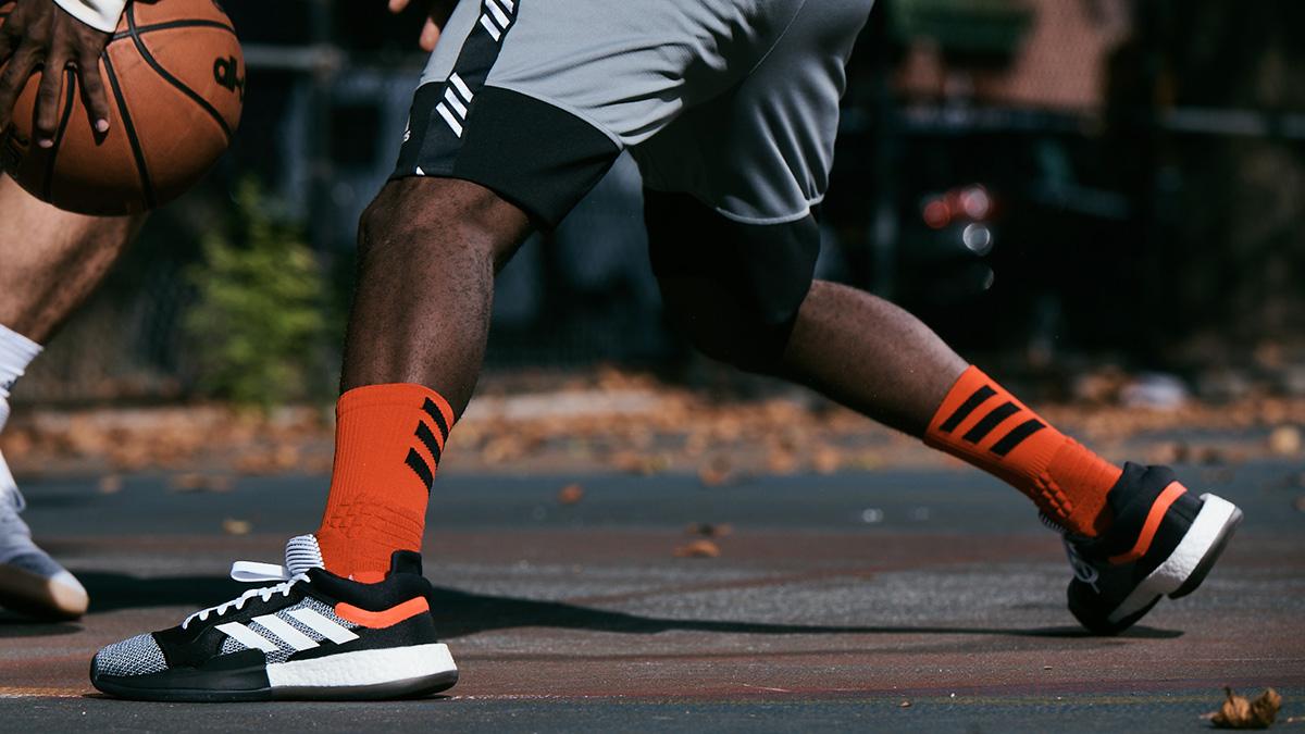official site amazon designer fashion Test Adidas Marquee Boost - c'est oui !