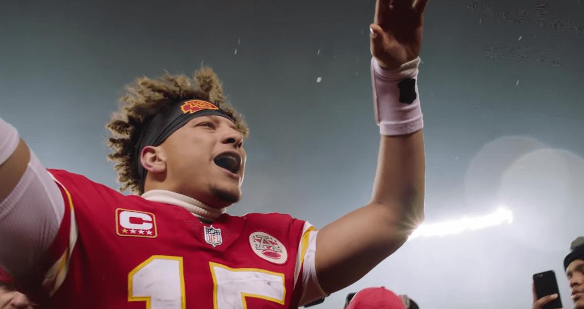 NFL : Mahomes (Kansas City) meilleur joueur de la ligue