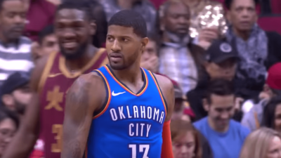 Paul George OKC Rockets