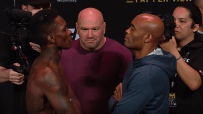 UFC 234 Israel Adesanya vs Anderson Silva tous les resultats