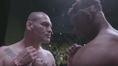 UFC Phoenix Francis Ngannou Cain Velasquez