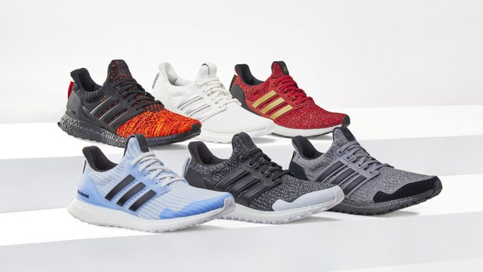 Adidas x Game of Thrones </p>