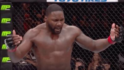 Anthony Johnson Rumble