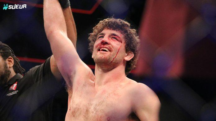 Ben Askren Robbie Lawler UFC 235