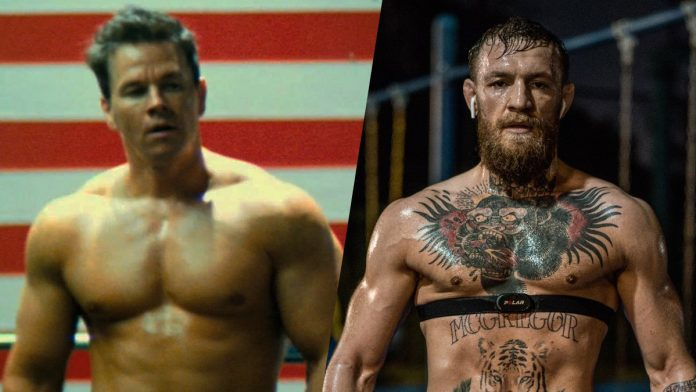 Conor McGregor Mark Wahlberg