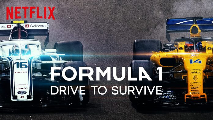 Drive To Survive Netflix