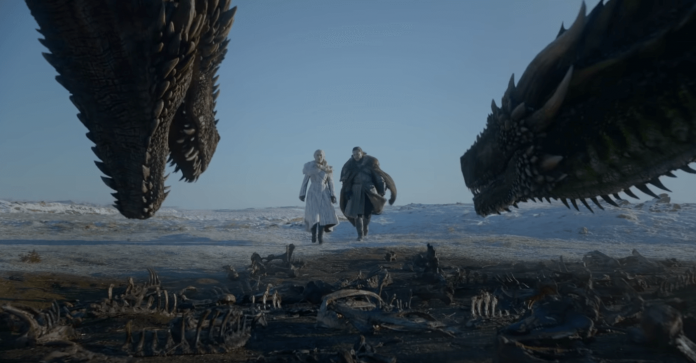 Game of Thrones trailer season 8