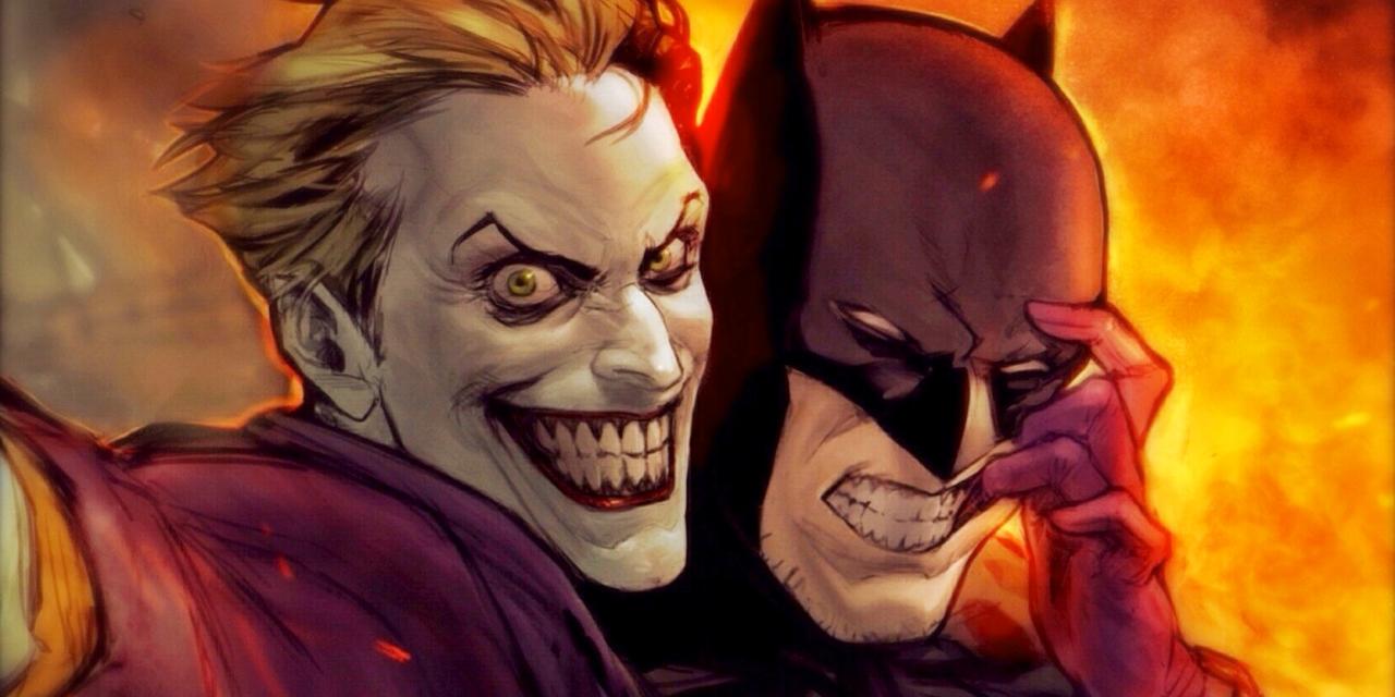 Joker Batman Suicide Squad