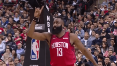 Rockets Raptors James Harden