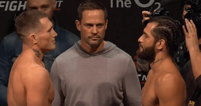 UFC London Darren Till Jorge Masvidal