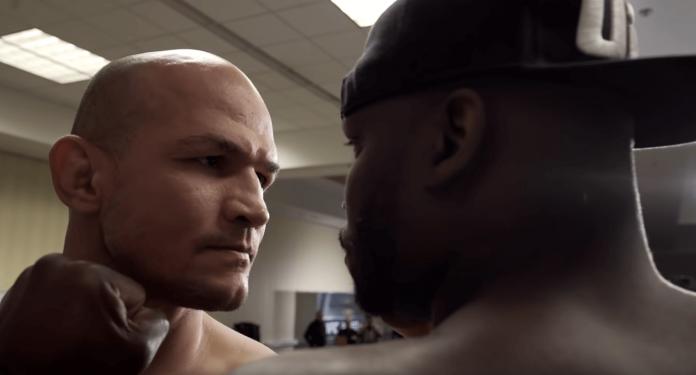 UFC Wichita Derrick Lewis Junior Dos Santos