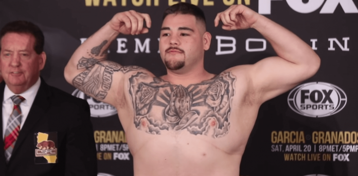 Andy Ruiz Anthony Joshua