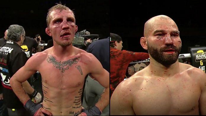 Boxe à mains nues - la guerre entre Artem Lobov et Jason Knight
