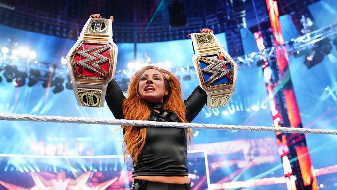 Becky Lynch WrestleMania 35