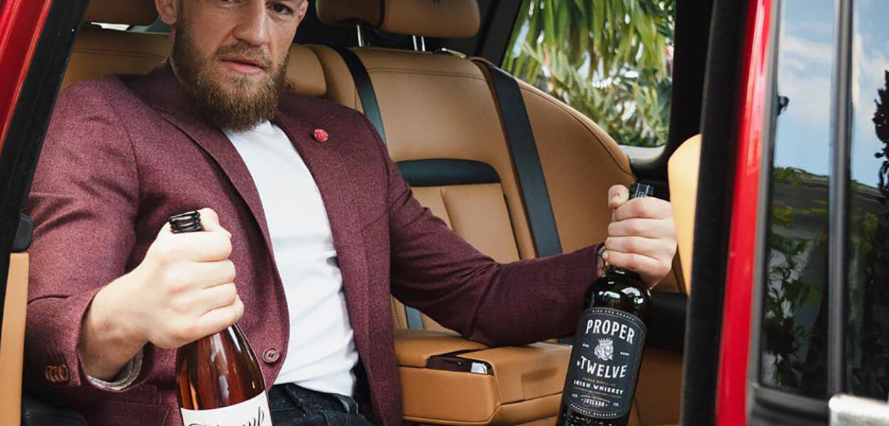 Conor McGregor Champ Champ Rose