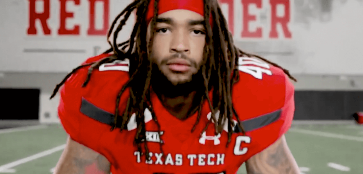 Draft NFL Last Chance U Dakota Allen Rams