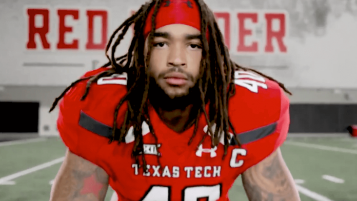 Draft NFL Last Chance U Dakota Allen Rams