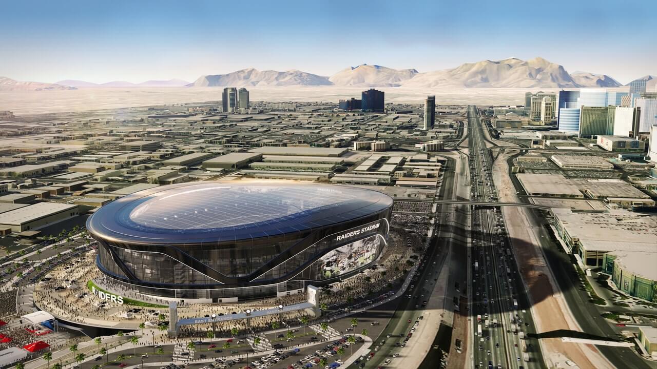 Oakland Raiders Las Vegas Stadium