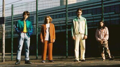 À la découverte du groupe Teeers : entre rock et electro-pop solaire