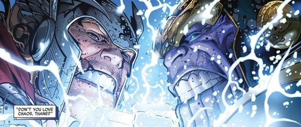 Thanos Thor