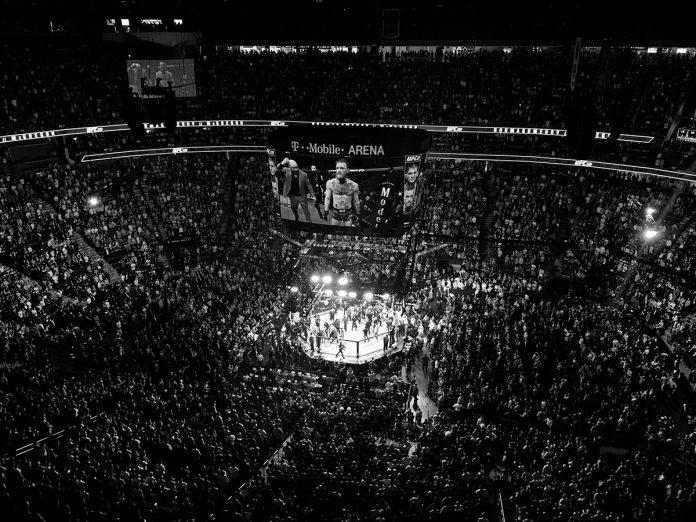 UFC 229 Las Vegas