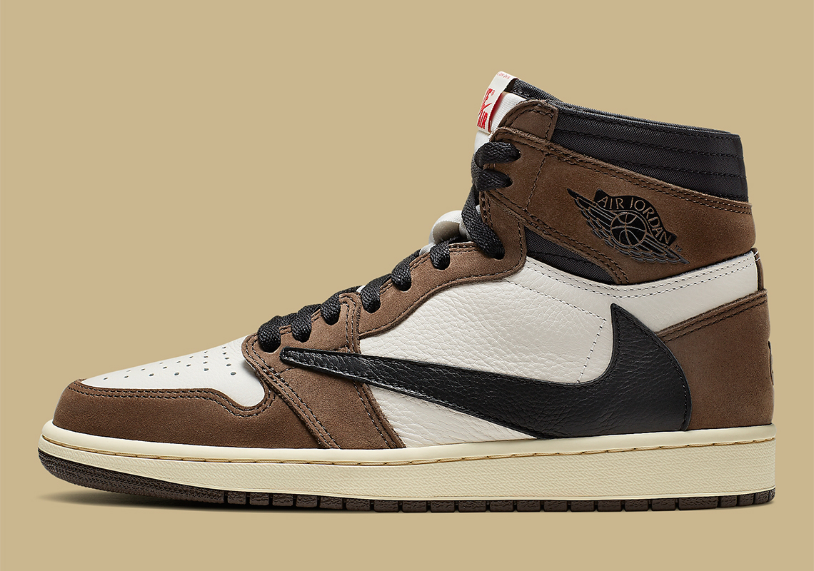 Air Jordan Travis Scott
