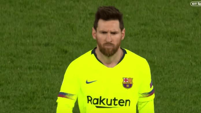 Leo Messi FC Barcelone