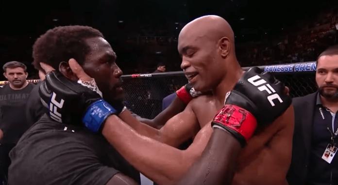 UFC 237 Anderson Silva TKO Jared Cannonier