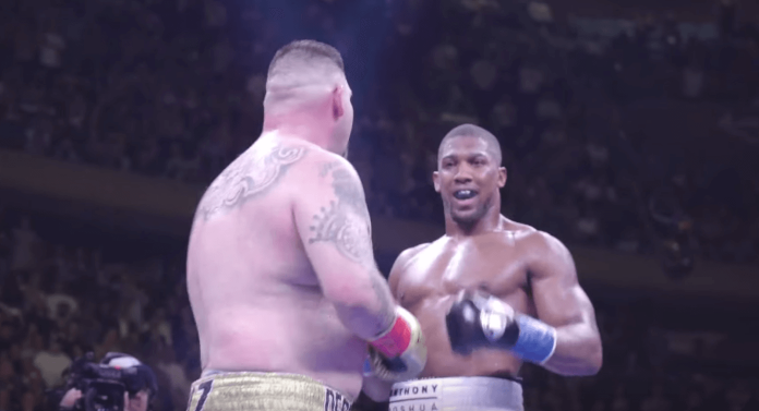 Anthony Joshua Andy Ruiz Rematch