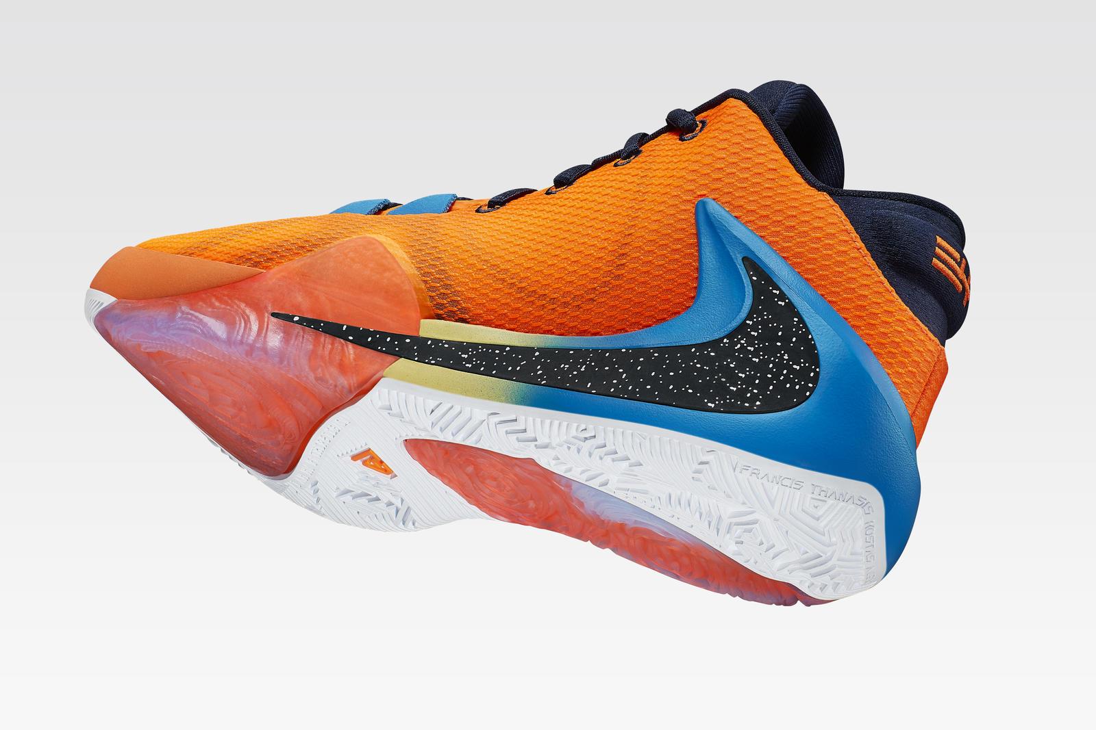 Dévoile Giannis Nike De Freak Air Zoom Signature La Shoe 1 kXlPTwOiuZ